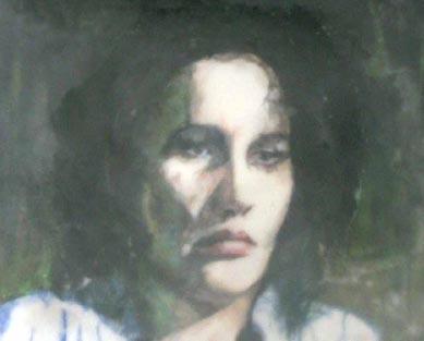 portrait d'Anna Göldi