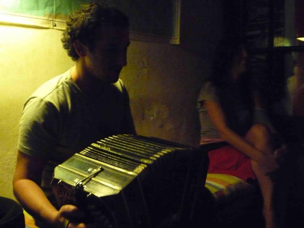 bandoneon 2 (Au pays du tango)