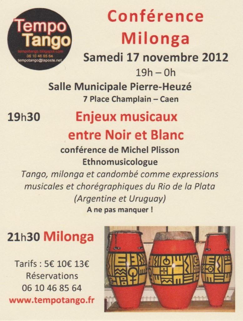 Conférence Michel Plisson 17 Nov 2012