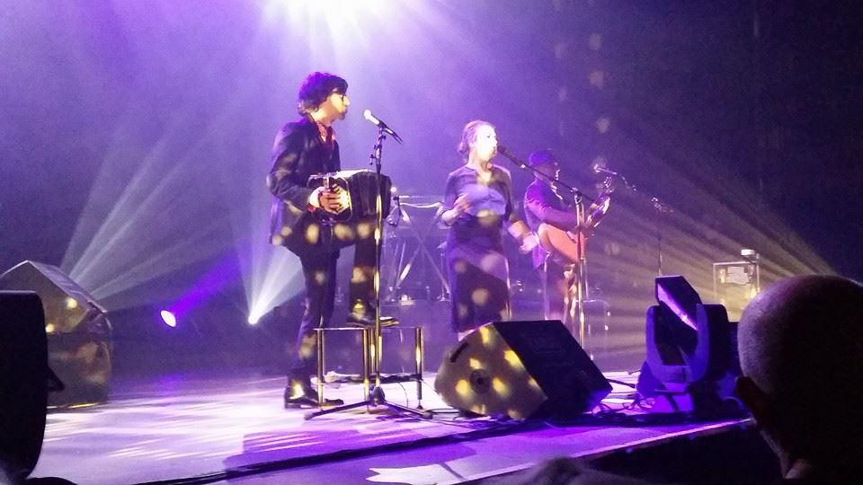 Concert au Cargö