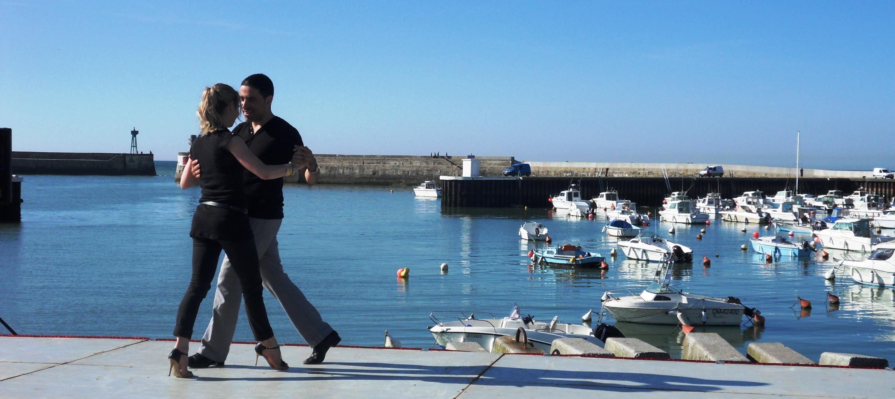 Tempotango ap ro tango port en bessin - Poissonnerie port en bessin ...