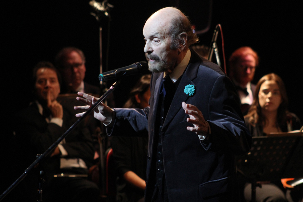 "La orquesta ""Juan de Dios Filiberto"" realizó un homenaje a Aníbal Troilo"