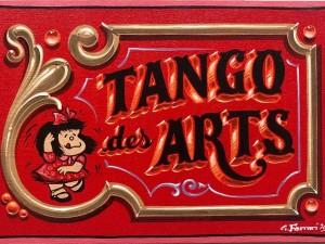 Filete Tango des Arts
